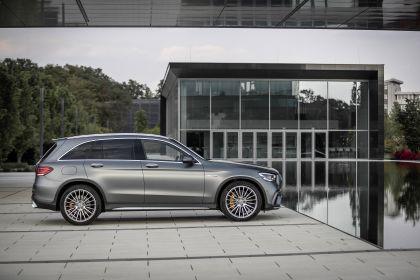 2020 Mercedes-AMG GLC 63 S 4Matic+ 43
