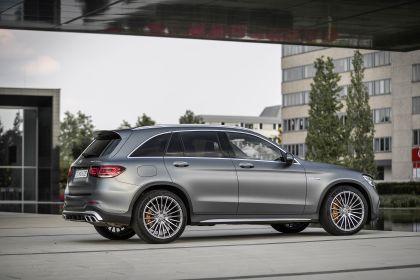 2020 Mercedes-AMG GLC 63 S 4Matic+ 44