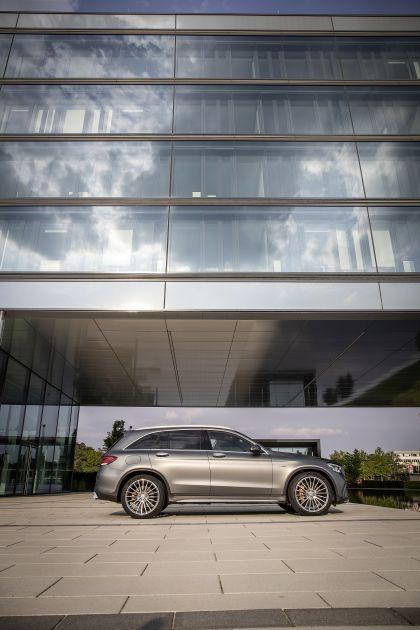 2020 Mercedes-AMG GLC 63 S 4Matic+ 50