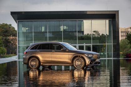 2020 Mercedes-AMG GLC 63 S 4Matic+ 58