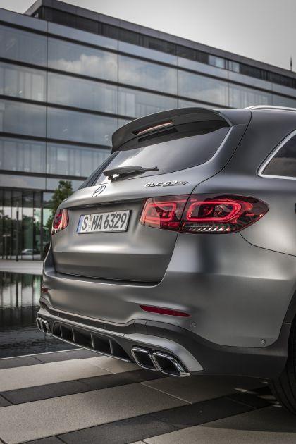 2020 Mercedes-AMG GLC 63 S 4Matic+ 64