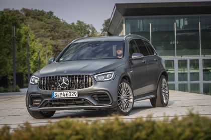 2020 Mercedes-AMG GLC 63 S 4Matic+ 72