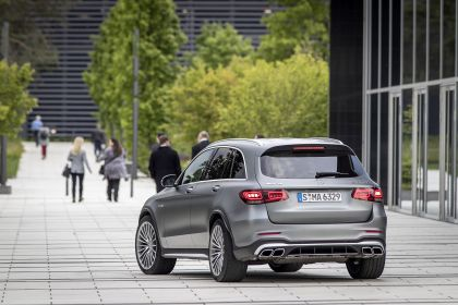 2020 Mercedes-AMG GLC 63 S 4Matic+ 77