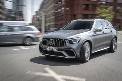 2020 Mercedes-AMG GLC 63 S 4Matic+ 85