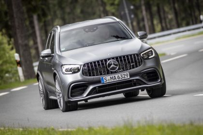 2020 Mercedes-AMG GLC 63 S 4Matic+ 90