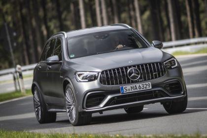 2020 Mercedes-AMG GLC 63 S 4Matic+ 91