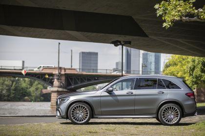 2020 Mercedes-AMG GLC 63 S 4Matic+ 92