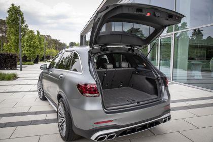 2020 Mercedes-AMG GLC 63 S 4Matic+ 100