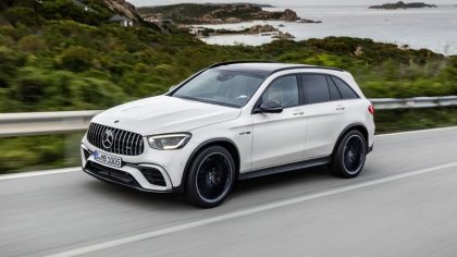 2020 Mercedes-AMG GLC 63 S 4Matic+ 2