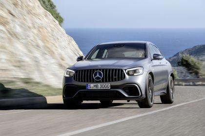 2020 Mercedes-AMG GLC 63 S 4Matic+ coupé 4