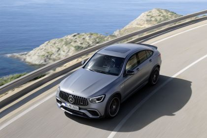 2020 Mercedes-AMG GLC 63 S 4Matic+ coupé 6