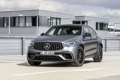 2020 Mercedes-AMG GLC 63 S 4Matic+ coupé 7