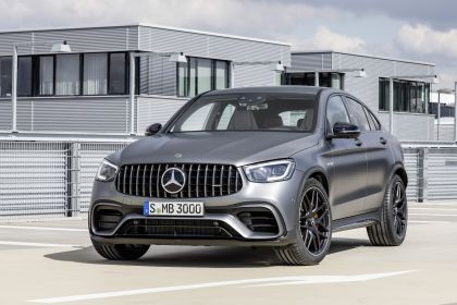 2020 Mercedes-AMG GLC 63 S 4Matic+ coupé 8