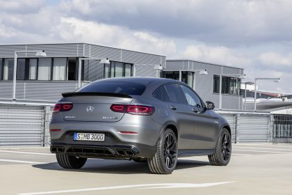 2020 Mercedes-AMG GLC 63 S 4Matic+ coupé 9