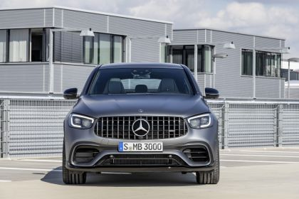 2020 Mercedes-AMG GLC 63 S 4Matic+ coupé 10