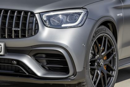2020 Mercedes-AMG GLC 63 S 4Matic+ coupé 13