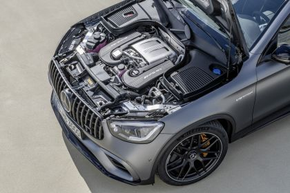 2020 Mercedes-AMG GLC 63 S 4Matic+ coupé 22
