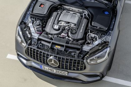 2020 Mercedes-AMG GLC 63 S 4Matic+ coupé 23