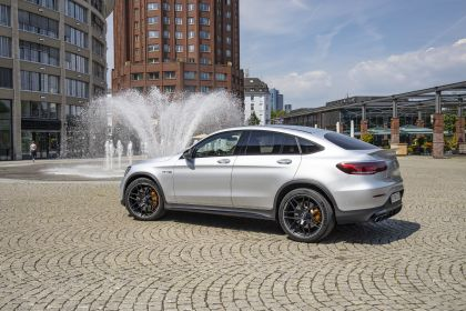 2020 Mercedes-AMG GLC 63 S 4Matic+ coupé 25