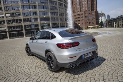 2020 Mercedes-AMG GLC 63 S 4Matic+ coupé 26