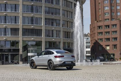 2020 Mercedes-AMG GLC 63 S 4Matic+ coupé 28