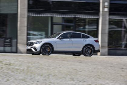 2020 Mercedes-AMG GLC 63 S 4Matic+ coupé 33