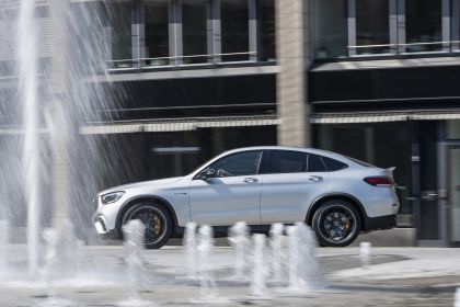 2020 Mercedes-AMG GLC 63 S 4Matic+ coupé 34