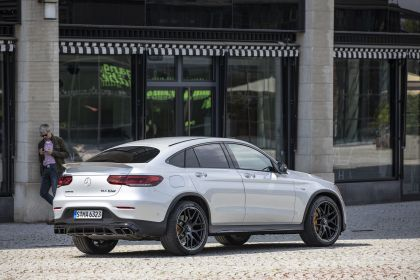 2020 Mercedes-AMG GLC 63 S 4Matic+ coupé 36