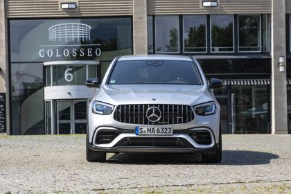 2020 Mercedes-AMG GLC 63 S 4Matic+ coupé 37
