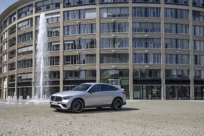 2020 Mercedes-AMG GLC 63 S 4Matic+ coupé 40