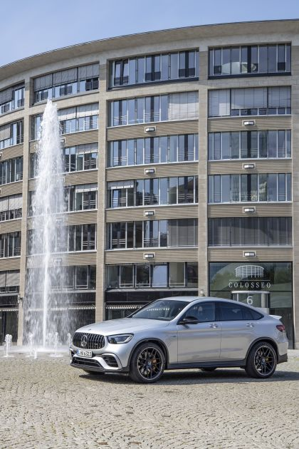 2020 Mercedes-AMG GLC 63 S 4Matic+ coupé 41