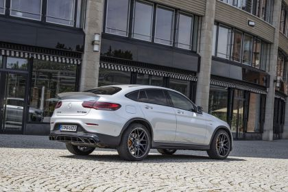 2020 Mercedes-AMG GLC 63 S 4Matic+ coupé 43