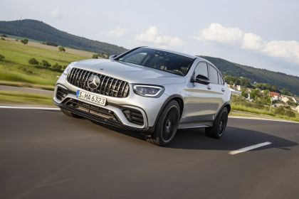 2020 Mercedes-AMG GLC 63 S 4Matic+ coupé 77