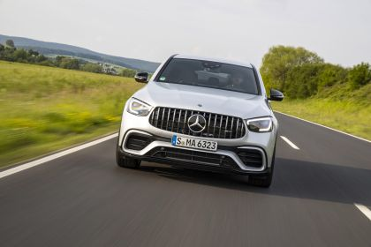 2020 Mercedes-AMG GLC 63 S 4Matic+ coupé 78