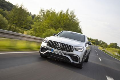 2020 Mercedes-AMG GLC 63 S 4Matic+ coupé 79