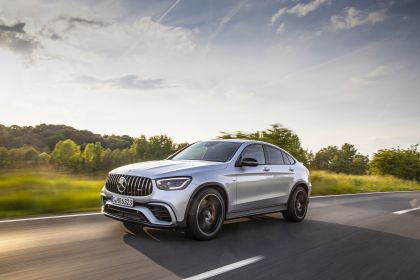 2020 Mercedes-AMG GLC 63 S 4Matic+ coupé 80