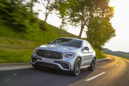 2020 Mercedes-AMG GLC 63 S 4Matic+ coupé 81