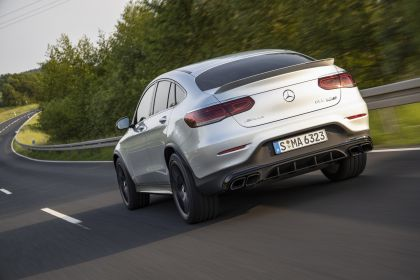 2020 Mercedes-AMG GLC 63 S 4Matic+ coupé 83