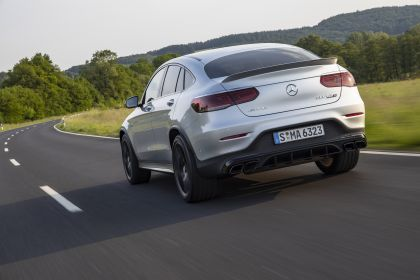 2020 Mercedes-AMG GLC 63 S 4Matic+ coupé 84