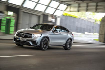 2020 Mercedes-AMG GLC 63 S 4Matic+ coupé 85