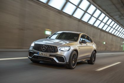 2020 Mercedes-AMG GLC 63 S 4Matic+ coupé 86