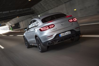 2020 Mercedes-AMG GLC 63 S 4Matic+ coupé 88