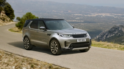 2020 Land Rover Discovery Landmark Edition 8