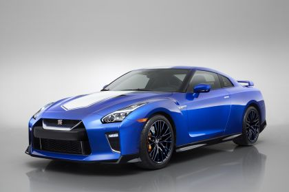 2020 Nissan GT-R ( R35 ) 50th Anniversary Edition 1