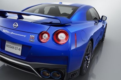 2020 Nissan GT-R ( R35 ) 50th Anniversary Edition 7