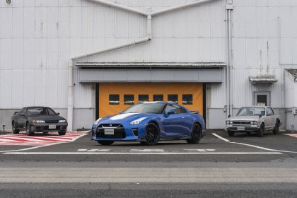 2020 Nissan GT-R ( R35 ) 50th Anniversary Edition 8