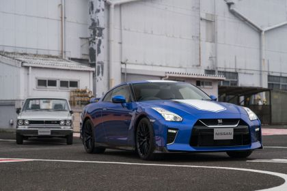 2020 Nissan GT-R ( R35 ) 50th Anniversary Edition 9