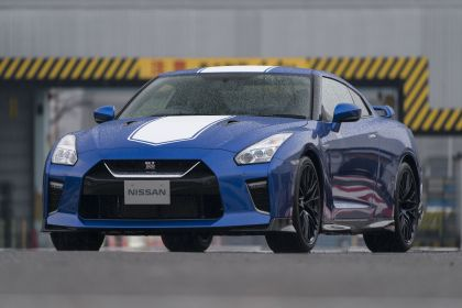 2020 Nissan GT-R ( R35 ) 50th Anniversary Edition 10