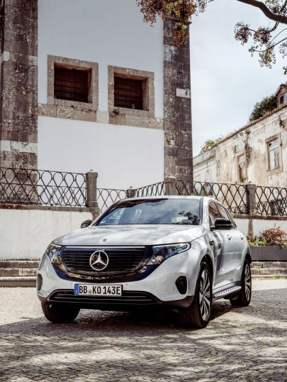 2019 Mercedes-Benz EQC Edition 1886 6