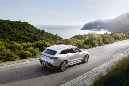 2019 Mercedes-Benz EQC Edition 1886 18